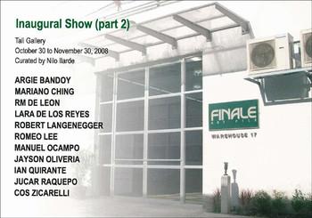 Inaugural Show (Part 2)