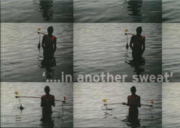 '....in another sweat'