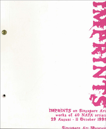 Imprints on Singapore Art: Works of 40 NAFA Artists