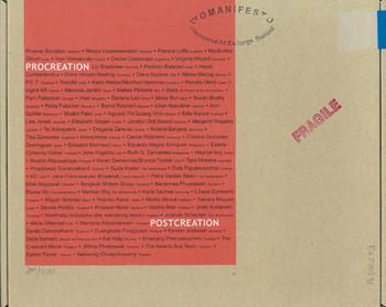 Womanifesto 2003: Procreation/Postcreation