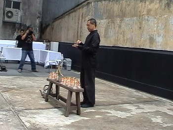 Hong Kong On the Move Performance Art Project: DaDao Live Art Festival: Osage Open