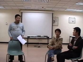 (Live Performance Art: Kai Men Jian Shan)