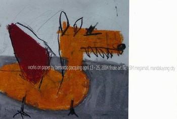 Bernardo Pacquing: Works on Paper