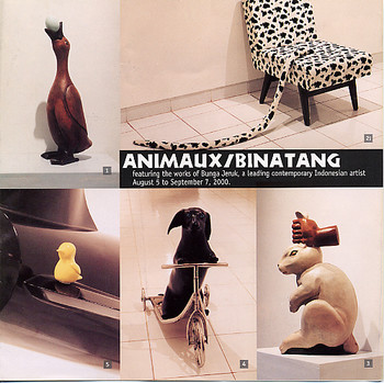 Animaux/Binatang