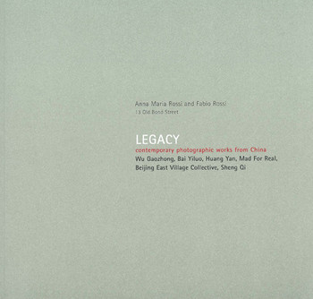 Legacy: contemporary photographic works from China