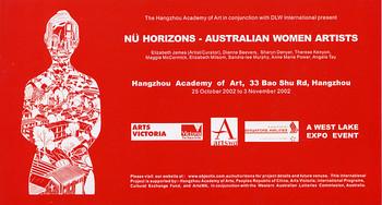 Nu Horizons - Australian Women Artists