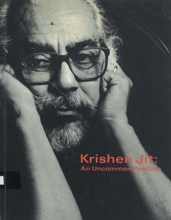 Krishen Jit: An Uncommon Position