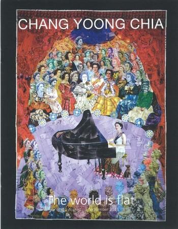 Chang Yoong Chia: The World is Flat