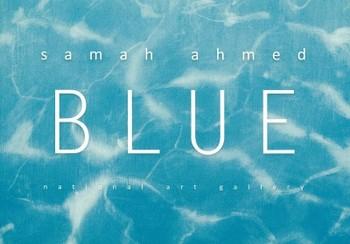 Blue: Samah Ahmed