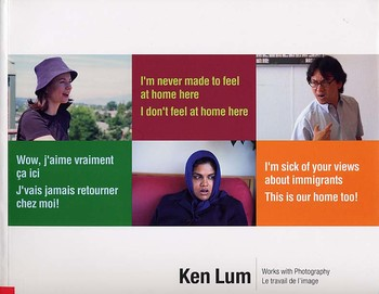 Ken Lum Works with Photography
