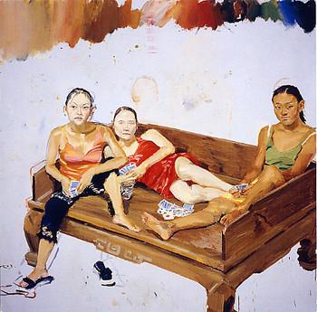 Liu Xiao Dong Solo Exhibition