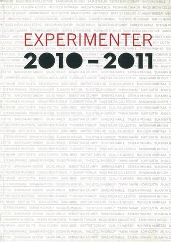 Experimenter 2010-2011