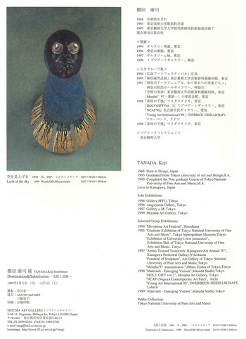 Koji Tanada: Domination & Submission