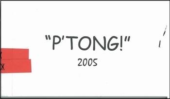'P'TONG!'