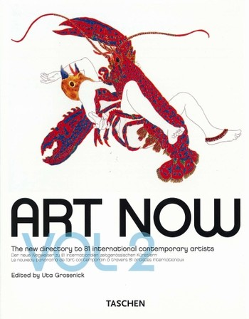 Art Now Vol 2: The New Directory to 81 International Contemporary Artists