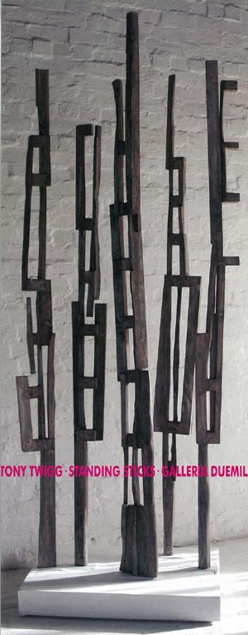 Tony Twigg: Standing Sticks