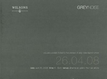 Grey Noise Launch Show