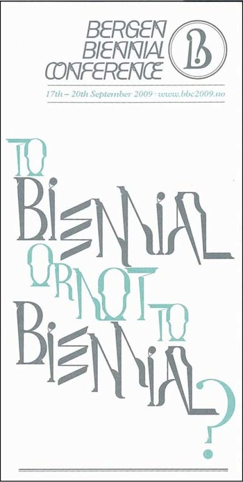 Bergen Biennial Conference