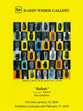 Charles Cham: Ballads