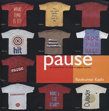 Pause - An Exhibition of Recent Paper Works