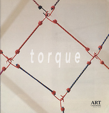 Australia & Regions Artists' Exchange: Torque: ARX 4 The Fourth Artists' Regional Exchange 1995