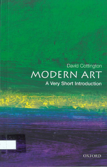 Modern Art - A Very Short Introduction