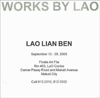 Works by Lao