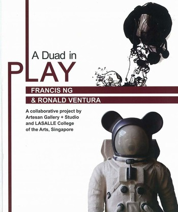 A Duad in Play: Francis Ng & Ronald Ventura