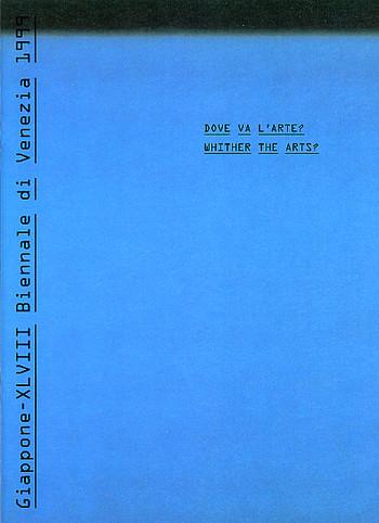 Giappone - XLVIII Biennale di Venezia 1999