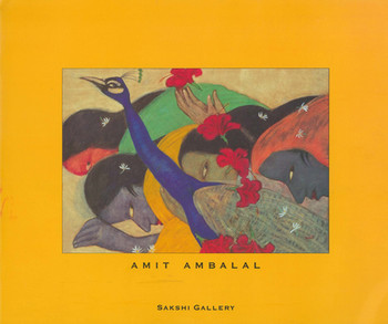 Amit Ambalal: Recent Works 2003-2004