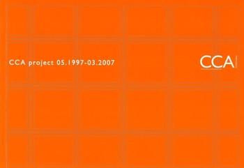 CCA Project 05.1997-03.2007