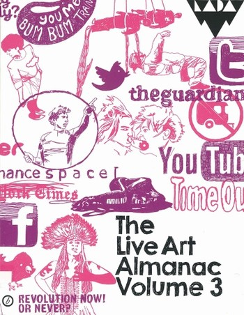 The Live Art Almanac Volume 3