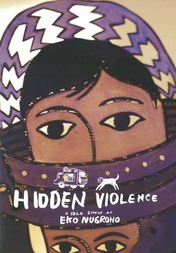 Hidden Violence: A Solo Show of Eko Nugroho