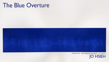 The Blue Overture - Jo Hsieh