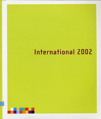 Liverpool Biennial: International 2002