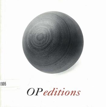 OP editions 9502