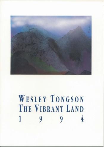 Wesley Tongson: The Vibrant Land