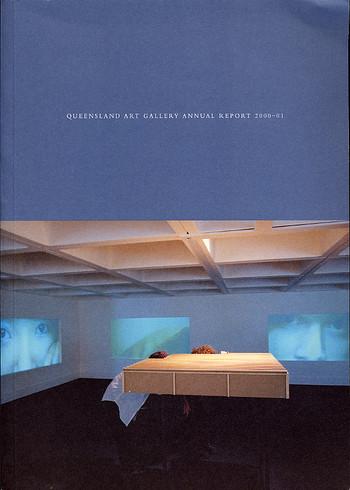 Queensland Art Gallery Annual Report 2000-01