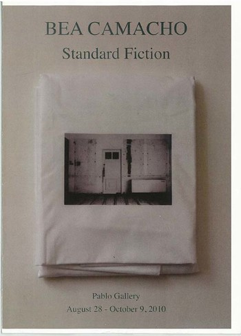 Bea Camacho: Standard Fiction