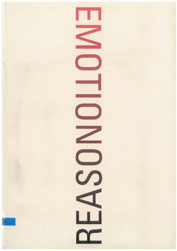 Biennale of Sydney 2004: On reason and emotion