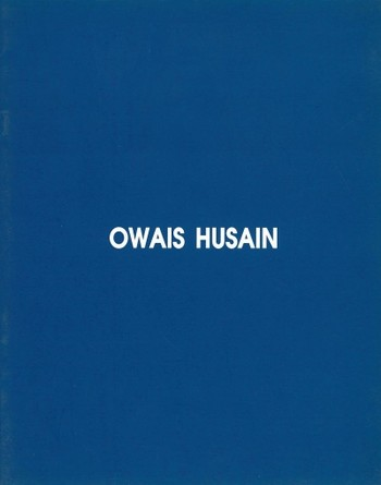 Owais Husain: Paintings and Drawings
