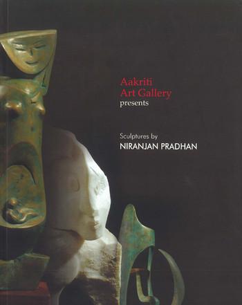 Sculptures by Niranjan Pradhan