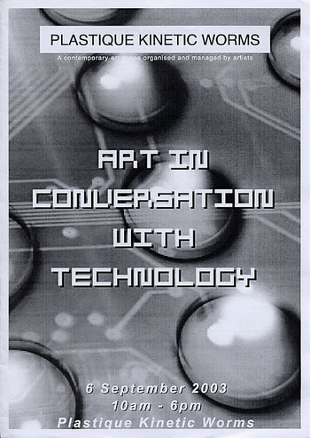 Art in Conversation with Technology