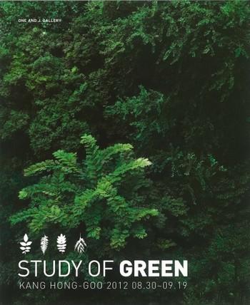 Study of Green: Kang Hong-Goo