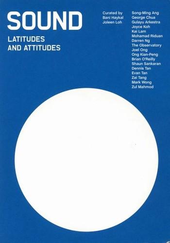 Sound: Latitudes and Attitudes