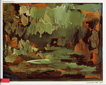 Wong Perng Fey: Landscapes 1998-2004