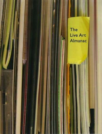 The Live Art Almanac