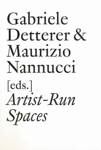 Artist-Run Spaces: Nonprofit Collective Organizations in the 1960s and 1970s