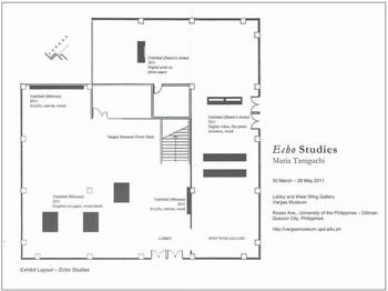 Maria Taniguchi: Echo Studies