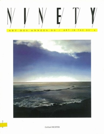 Ninety: Art in the 90's (All holdings in AAA)